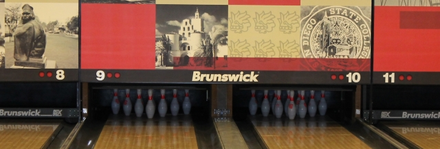 The pins have been set on Aztec Lanes 9 & 10, who's ready to bowl?